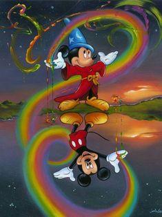 Magic of Mickey
