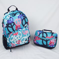 2de8c01d8c37 NWT BOYS GIRLS OLD NAVY BACKPACK + LUNCH BOX BAG SET