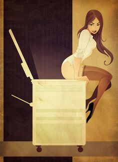 youclevergirl:    xerox me by charlene chua
