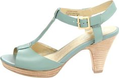 Hey there indeed! Seychelles Women's Hey There T-Strap Sandal: Shoes