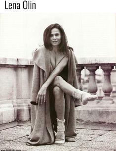 Lena Olin, timeless sensual beauty Plus Lena Olin, Bergman Film, Swedish Actresses, Old Actress, Iconic Women, Happy Women, Celebs, Celebrities, Poses