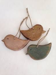 Image result for wood christmas ornament