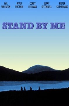 Stand By Me Movie Poster Print at AllPosters.com
