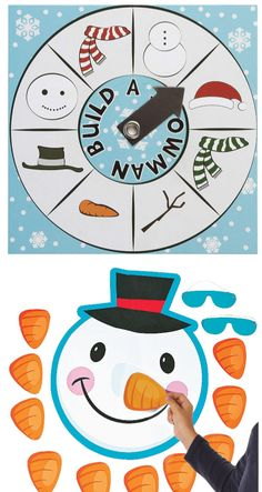 fun & creative winter party games for kids. Winter Activities For Kids, Winter Crafts For Kids, Winter Games, Winter Fun, Craft Activities, Preschool Crafts, Holiday Party Games, Kids Party Games, Games For Kids