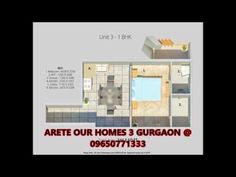 ARETE HOMES 3 GURGAON 9650771333