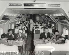 British Airways. BEA Airspeed. Ambassador Elizabethan Class. 1940s