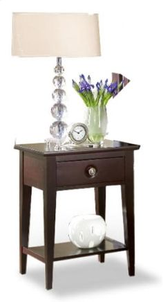 227205 in by Durham Furniture in Concord, ON - Shelf Night Stand