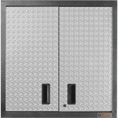 """Gladiator Premier Series 30"""" Garage Wall Cabinet  $11 in SYWR Points $99.99  Free Store Pickup  Sears"""
