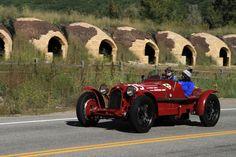 1933 Alfa Romeo 8C 2600 Monza