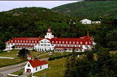 Hôtel Tadoussac – Tadoussac - Québec - Canada