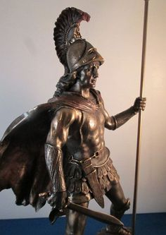 Mars the god of war | RomanGod of War Mars or Ares Statue
