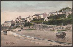 Rock Village, Cornwall, c.1905-10 - Frith's Postcard