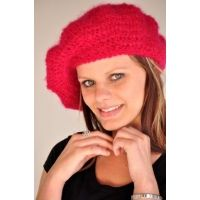 Mohair Beret Available by online ordering or from any of the Annette White Oelofse (Annette Oelofse Mohair Products) outlets: Cnr of Heugh Rd and Sixth Avenue  Walmer Sixth Avenue Shopping Centre  46 Baron van Reede street Oudtshoorn   27 Church street Graaff-Reinet