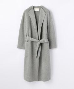 ウール ガウンコート-Ballsey(Ballsey) | 全品送料無料 | レディース・メンズ ファッション通販 MAGASEEK(001672456)
