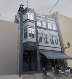 Art Deco House, Gediminas Skyrius on ArtStation at http://www.artstation.com/artwork/art-deco-house