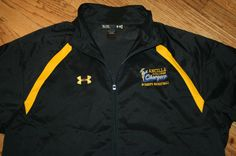 Under Armour Loose fit Jacket XL Ancilla College Chargers Women's Basketball  #underarmour #jacket