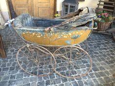 Antiker Kinderwagen ca. 100 Jahre alt in Hessen - Cölbe | eBay Kleinanzeigen