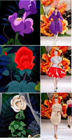 Christian Dior 2010 -- some of my favorite Alice images