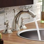 Newport Brass carries the Amisa 1020 Widespread Lavatory Faucet and is available in a number of different finishes. Lavatory Faucet, Bathroom Faucets, Newport Brass, Polished Chrome, Sink, Victoria, Home Decor, Collection, Bath Taps