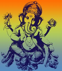 """I had a DMT trip that Ganesha was dancing before me, he was moving his arms and legs all about as if they were Jello, there were mounds of sand moving beneath us. It was an amazing trip, so I decided to look more into Ganesha. I found out that Ganesha is the ruler of Jupiter, Sagittarius is ruled by Jupiter, well I'm a Sagittarius. Here is the story behind the dancing Ganesha. In his varied iconography, Nritya Ganapati (""""Dancing Ganapati"""") is an  extraordinary representation of th..."""
