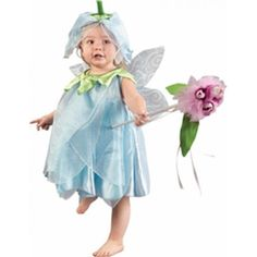 Baby Blue Sky Fairy Costume, don't make the hat for the Blue Fairy costume