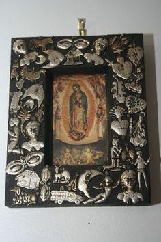Vintage Milagros Religious Art