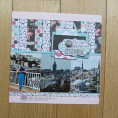 Inspired by some Shimelle Laine prompts. My Scrapbook, Prompts, Scrapbooking Layouts, Day Trips, Inspired, Inspiration, Ideas, Wool, Biblical Inspiration