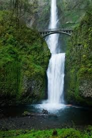 Traveled to Multnomah Falls in Oregon with the Federal Family!  It's a hidden treasure.