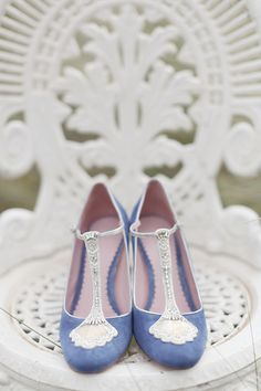 most exquisite and elegant wedding shoes ever