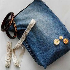 Jeans Storage Bag
