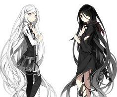 Anime twins by pharrison02au on WHI