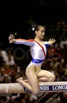 2003 Worlds Cătălina Ponor