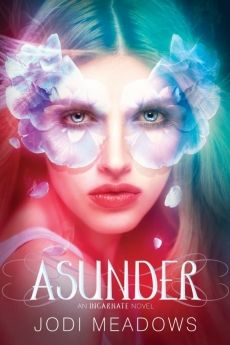 Asunder (Newsoul #2) by Jodi Meadows: After the devastation of Templedark, eighteen-year-old Ana must stand up for the additional newsouls and figure out the mystery of their--and her--existence