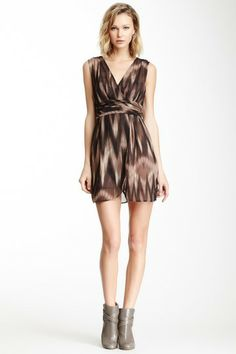 BB Dakota Anjelica Printed Dress by Non Specific on @HauteLook $25