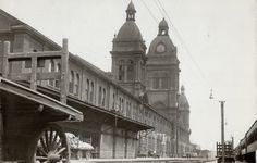 TORONTO, Ontario - Union Station photo 1927 - Toronto Public Library colletion