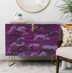 Weimaraner, Credenza, Purple, Pink, Cabinet, Storage, Stuff To Buy, Furniture, Home Decor