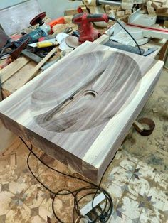 30 Incredible Wooden Sink Design Ideas For Your Home - Engineering Discoveries