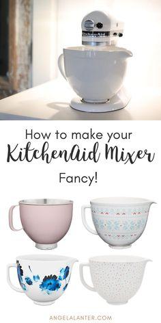 Kitchen Interior, Kitchen Decor, Kitchen Stuff, Kitchen Ideas, Kitchenaid Bowl, Angela Lanter, Essential Kitchen Tools, Timeless Kitchen, Kitchenware