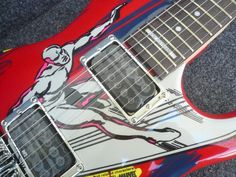 Ibanez Silver Surfer Joe Satriani 20th Anniversary JS20 Limited Edition Case