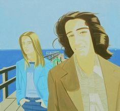 Islesboro Ferryslip Alex Katz    Saatchi Gallery