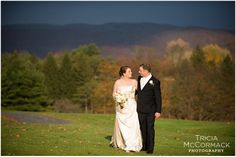 Erin & Pete's Berkshire Hills Country Club Wedding - Berkshire MA - Tricia McCormack Photography