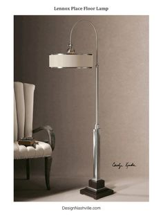 Lennox Place Floor Lamp