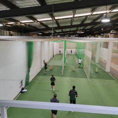 District pre season nets #cricket #perthscorchers #waca and especially for @pughdog1 #cricketwanker