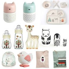Baby gifts for less than 50€ via @balibulle