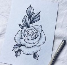 Новости Up Tattoos, Mini Tattoos, Rose Tattoos, Flower Tattoos, Body Art Tattoos, Sleeve Tattoos, Rose Drawing Tattoo, Tattoo Drawings, Desenho Tattoo