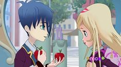 Rose and Hawk - #RegalAcademy on #Nickelodeon and #YTV