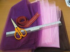 La La Land: My first DIY No Sew Tutu Skirt - mission accomplished!