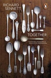 http://www.adlibris.com/se/product.aspx?isbn=0141022108   Titel: Together - Författare: Richard Sennett - ISBN: 0141022108 - Pris: 126 kr