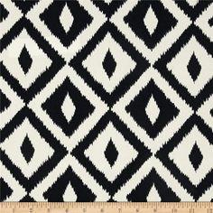 Tempo Indoor/Outdoor Aztec Black