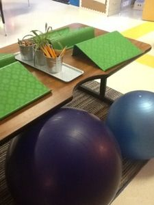 The 21st Century Classroom Environment - change the environment to something organized, stimulating and comfortable